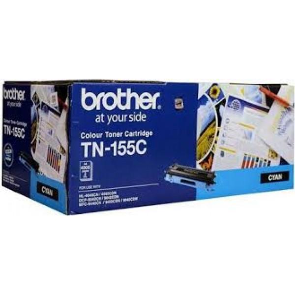 MUADİL TONER BROTHER TN155/TN115 MAVİ (YÜKSEK KAPASİTE)