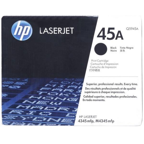 MUADİL KARTUŞ HP 51645A(45A) SİYAH