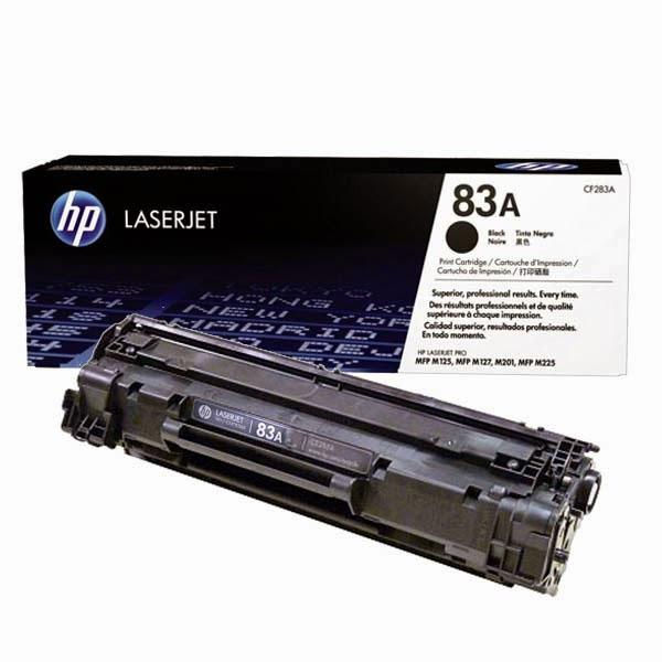 HP 83A Siyah Muadil Toner